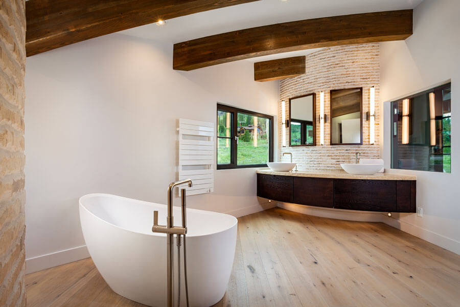 Observatory Home bathroom