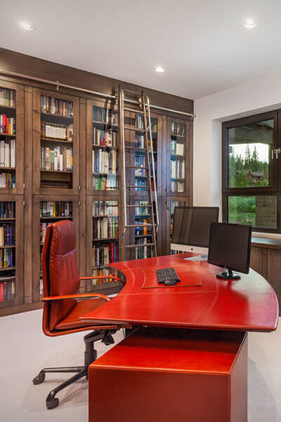 Observatory Home office