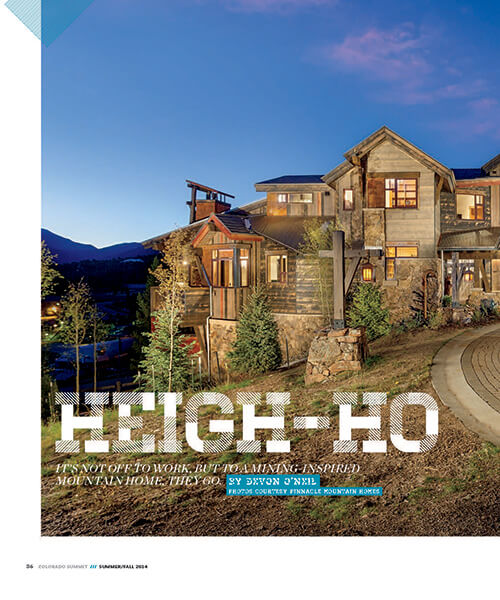 colorado summit magazine 2014